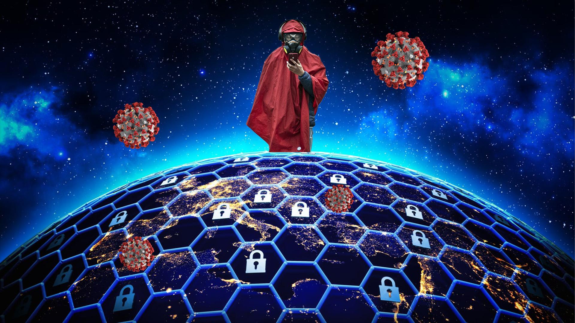 Blockchain COVID